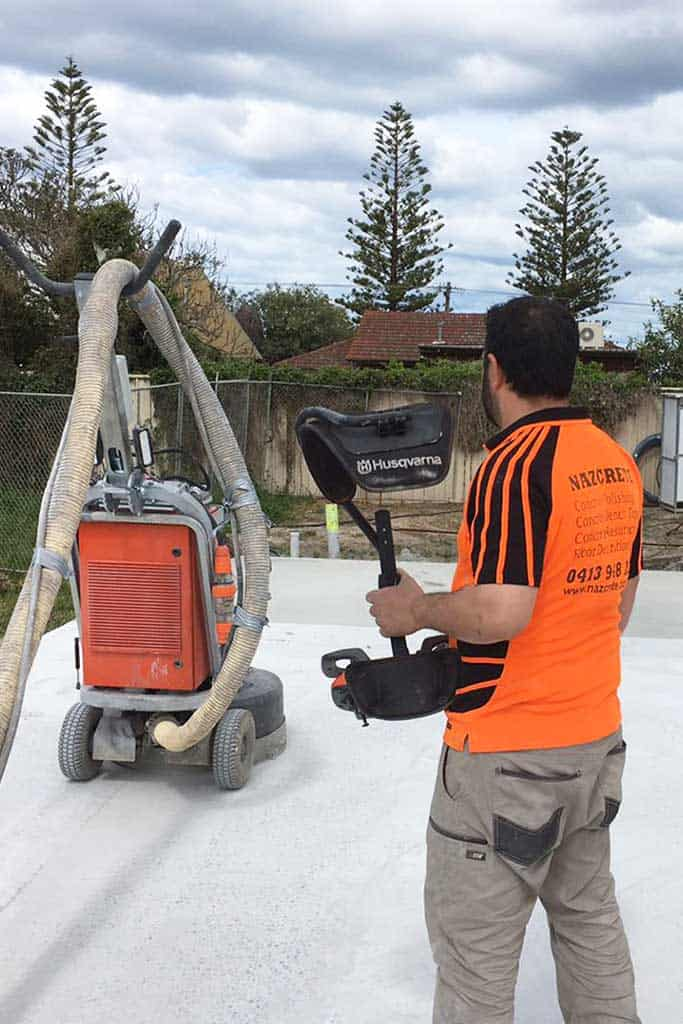 Nazcrete Concrete Polishers Melbourne 3
