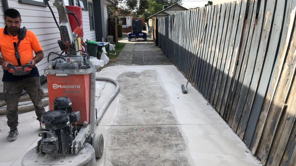 Concrete Grinding Box Hill, Melbourne