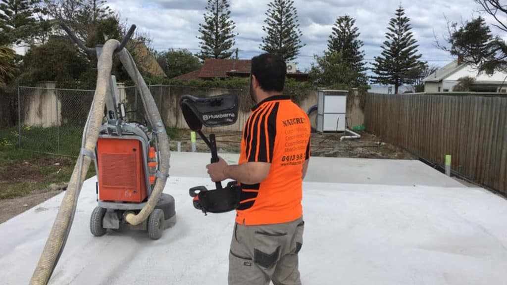 Concrete Grinding in Glen Waverley