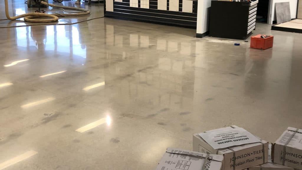 Concrete Polishing Caroline Springs