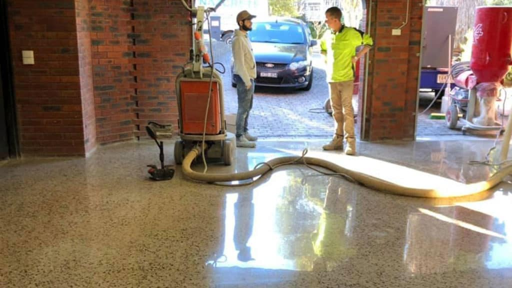 Concrete Polishing Essendon