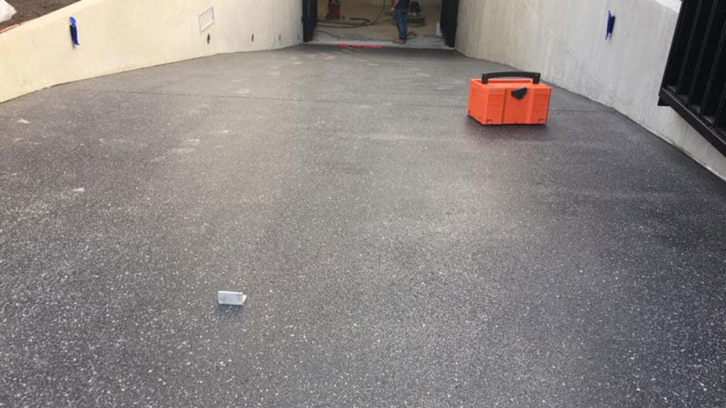 Grind and Seal Driveway Glen Waverley