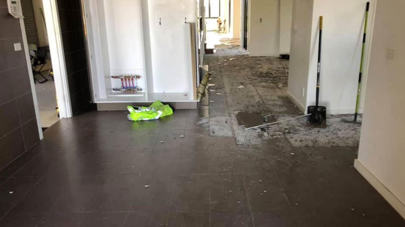 Tile Removal Service - Brighton