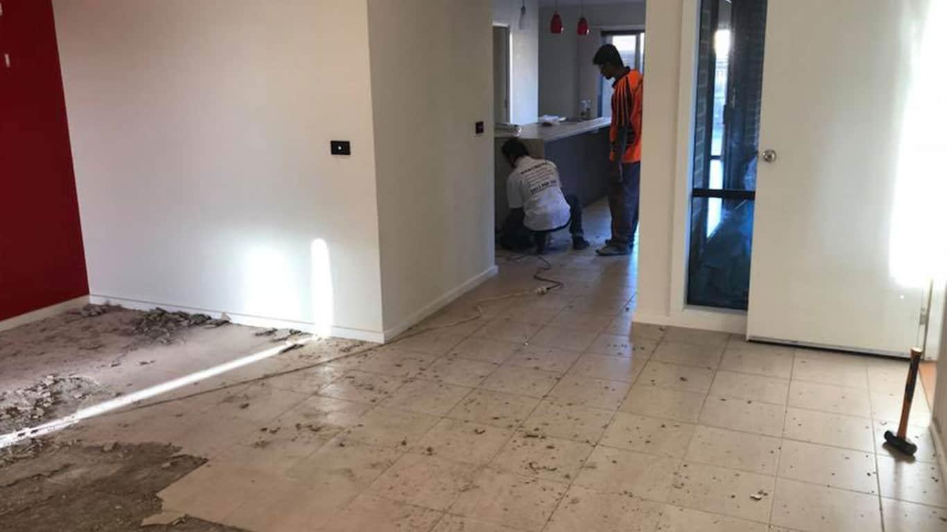 Tile Removal Service - Caroline Springs, Melbourne